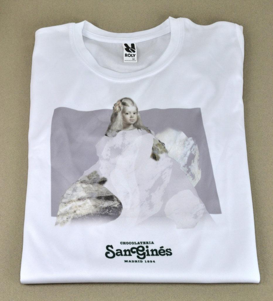 Diseño de camiseta para San Ginés