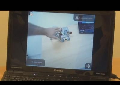 Video Reconocimiento de objeto