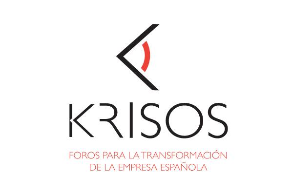 Diseño de imagen corporativa para Krisos