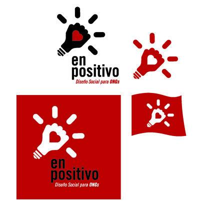 Logotipo para Asociación En Positivo