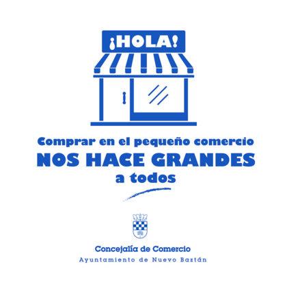 Acción promocional de apoyo al Comercio Local en Nuevo Baztán